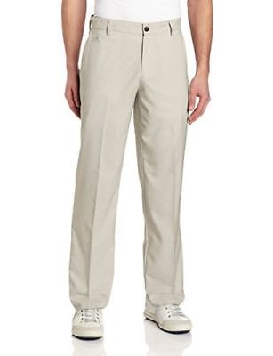 adidas Men's Climalite 3 Stripes Tech Golf Pant ECRU 36X32 Msrp $70 Z25241 (Adidas Golf Mens Climalite 3 Stripes Pant)
