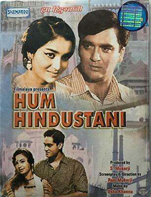 HUM HINDUSTANI - ORIGINAL BOLLYWOOD DVD