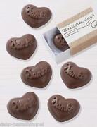 Gießform Schokolade