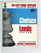 Chelsea V Leeds 1970