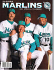 Florida Marlins Baseball Vintage Yearbooks