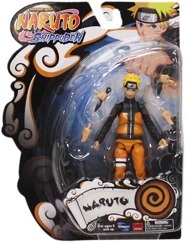 Naruto Shippuden Series 1 4in Action Figure Anime
