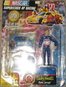 Dale Jarrett - NASCAR Superstars of Racing figure