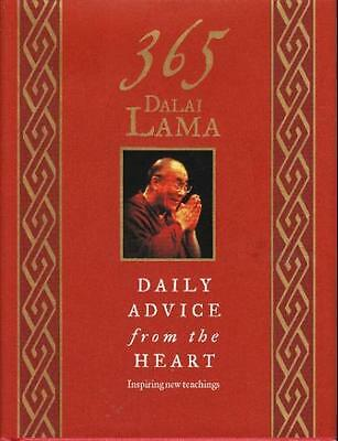 365 Dalai Lama Daily Advice From The Heart by Dalai Lama