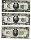 1928 20 Federal Reserve Note