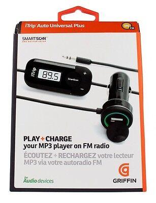 Griffin iTrip Auto Universal Plus Fm Transmitter for iPod iPhone  Smartphone  - Griffin Itrip Auto Iphone