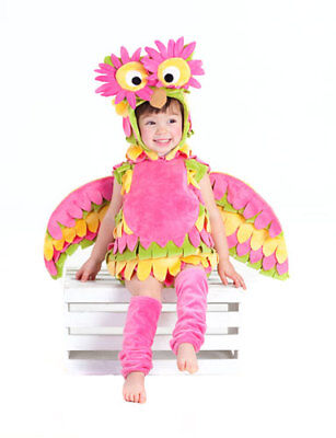 Girls Infant Holly Owl Bird Halloween Costume - Holly Halloween