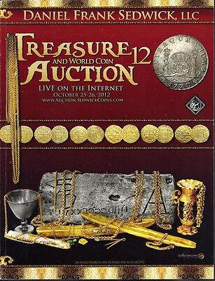 Daniel Frank Sedwick Treasure Auction #12 Shipwreck treasure coins and artifacts