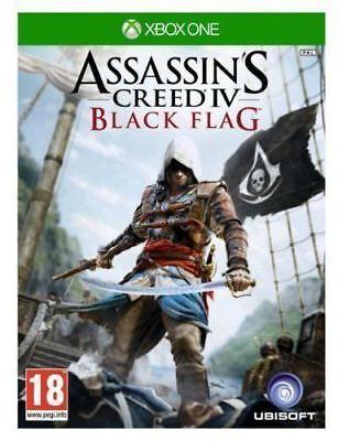 Assassin's Creed IV: Black Flag (Xbox One) MINT - Same Day Dispatch* FAST DELIV d'occasion  Expédié en Belgium