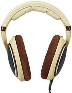 NEW Sennheiser HD 598 Headphones (Burl Wood Accents)
