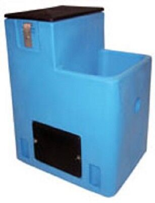 Miraco 2800 Lilspring Automatic Livestock Waterer Non Heated - Blue