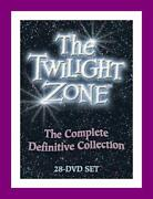 Twilight Zone Definitive Collection