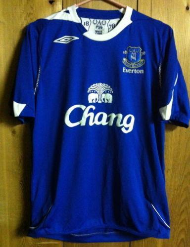 Everton Jersey  5b1bebc19
