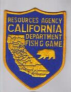California Fish Game