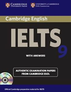 Cambridge IELTS 9 provides students with an excellent opportunit