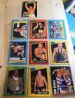 Topps Wrestling Trading Cards 1990 Season