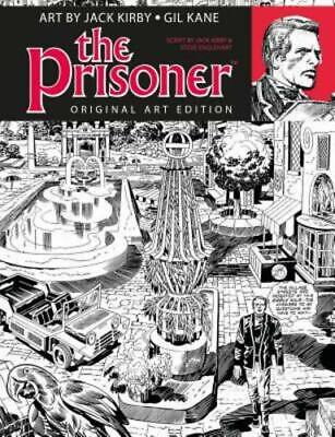 The Prisoner Jack Kirby Gil Kane Art Edition by Jack Kirby: Used for sale  Sparks