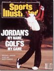 Michael Jordan 1989 Vintage Sports Publications