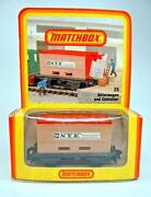 Matchbox Flat Car