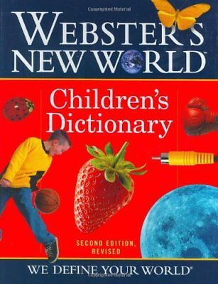 Websters New World Childrens Dictionary By Prentice Hall