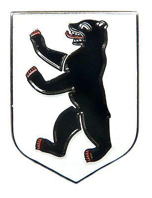 Pin Anstecker Berlin Wappen Anstecknadel