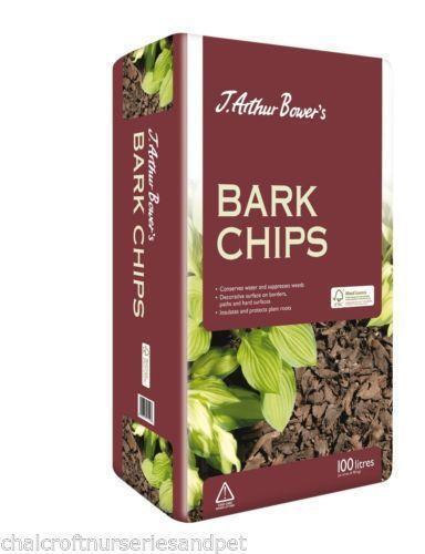 Bark Chippings Garden Amp Patio Ebay
