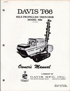 Davis Trencher