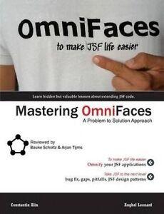Mastering Omnifaces by Leonard, Anghel -Paperback