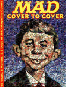 Huge Mad Magazine cover Encyclopedia