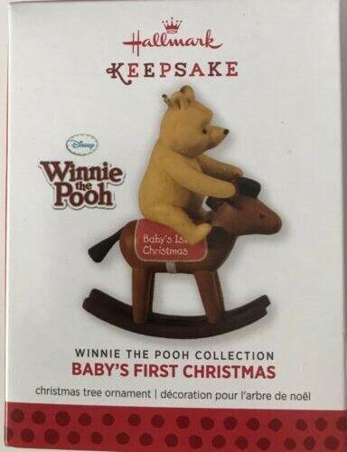 Hallmark Keepsake 2013 Winnie the Pooh Baby