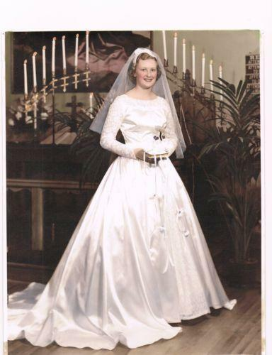 1940s wedding dress ebay junglespirit Image collections