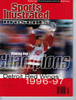 Steve Yzerman Vintage Sports Magazines