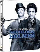 Blu Ray Steelbook Sherlock