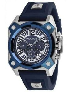 POLICE Men's Watch  PL.14690JSTBL/03P