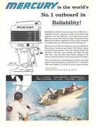 1960 Mercury Outboard