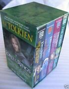 Lord of The Rings Book Collection