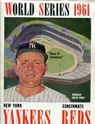 1961 World Series Program