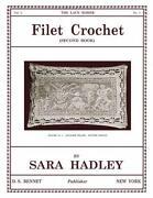 Filet Crochet Books