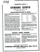 Evinrude Zephyr