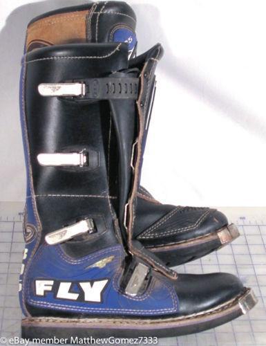 Dirt Bike Boots Ebay