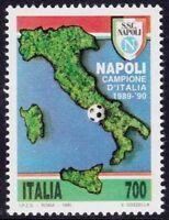 1990 Napoli Campione D'italia Calcio Football Soccer Mnh -  - ebay.it