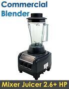 Commercial Smoothie Blender
