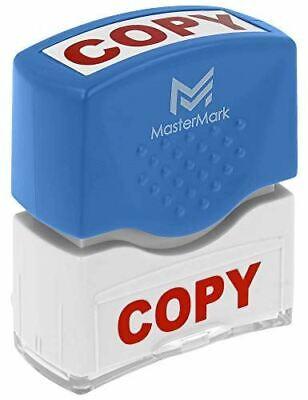 Copy Stamp Mastermark Premium Pre-inked Office Stamp