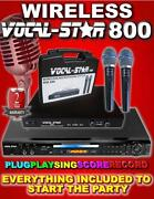 Vocal Star 800