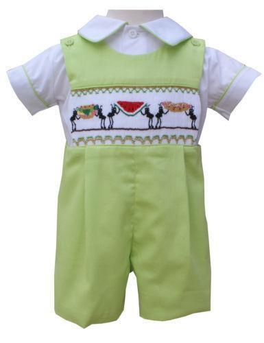 75bbf94f462d Boys Smocked Outfits