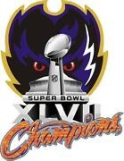 Super Bowl Sticker
