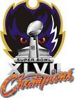 Super Bowl Sticker