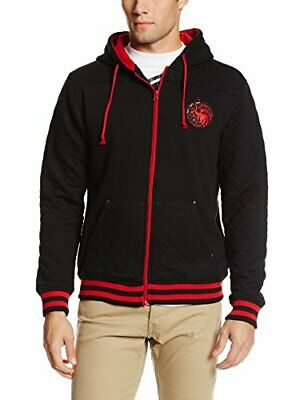 Game Of Thrones Targaryen Symbol HBO Premium Zip - Game Of Thrones Targaryen Hoodie