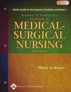 Medical-Surgical Nursing by Suzanne C. S...