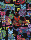 Crafts Animals & Insects Fabric